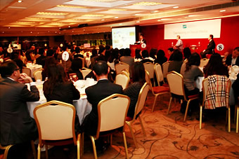 More than 100 HK2A members and guests attended the dinner workshop